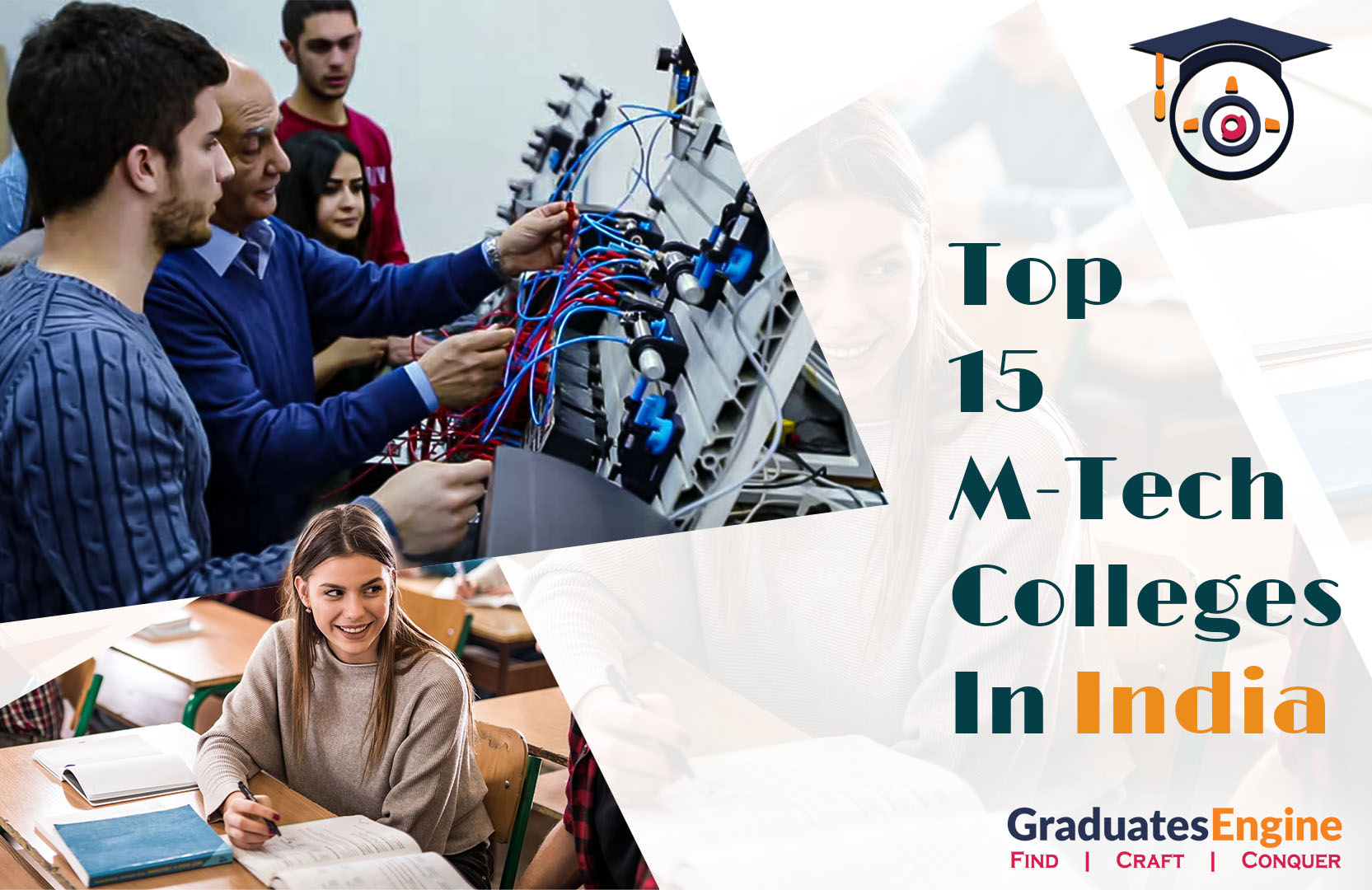 Top Fifteen M-Tech Colleges In India | Top M-Tech Colleges in India